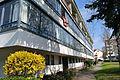 Raimundstraßen-Siedlung Frankfurt-Dornbusch Fallerslebenstraße von Süden.JPG