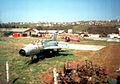 Rajlovac planes in Camp.jpg