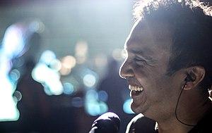 Ram Sampath - Image: Ram Sampath at Mtv Coke Studio Jaipur