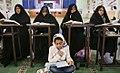Ramadan 1439 AH, Qur'an reading at Musalla of Tabriz - 22 May 2018 03.jpg