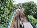 Rame Métro Pont ferroviaire Ligne 8 Métro Paris Charenton Pont 4.jpg