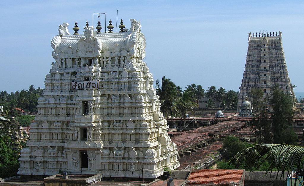 Rameswaram temple - CHAR DHAM