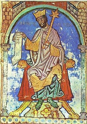Ramiro II of León - Image: Ramiro 2Leon