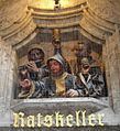 Ratskellereingang Innenhof Neues Rathaus München.JPG