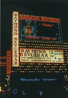 Raymond Revuebar