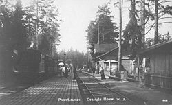 Razdelnaja station in 1900s.jpg