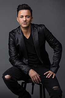 RedOne Moroccan record producer, singer, songwriter and record executive