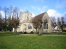 Redbourn - St Mary's Church - geograph.org.uk - 142551.jpg