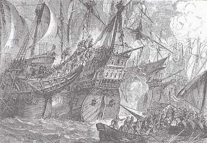 Battle of the Scheldt (1574) - Image: Reimerswaal 1574