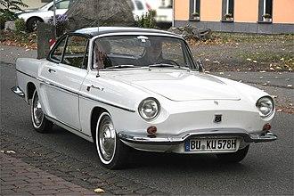 Renault - Renault Floride, 1958