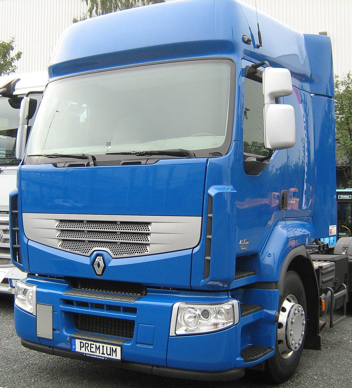 Renault Trucks: Renault Premium