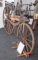 Replica of a Macmillan bicycle, Bike museum, Balassagyarmat.jpg