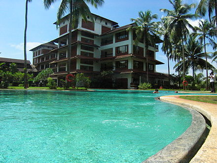 Resorts dot the lengths and breadths of Kerala. - Tourism in Kerala