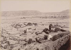 Khuldabad - Rest house khuldabad 1890s Khuldabad