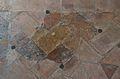 Restes del paviment original dels banys de l'Almirall, València.JPG