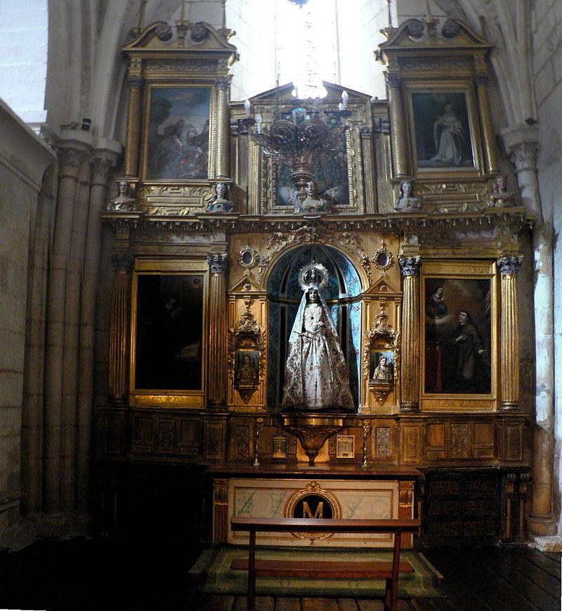 Retablo de la capilla del Buen Suceso (Mº de las Huelgas de Burgos).jpg