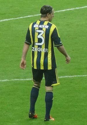 Reto Ziegler - Ziegler with Fenerbahçe