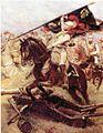 Retour de Carabiniers de La Charge, Edouard Detaille.jpg