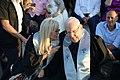 Reuven Rivlin receives an honorary degree from Ariel University, June 2021 (GPOABG 3705).jpg