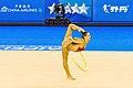 Rhythmic gymnastics at the 2017 Summer Universiade (36826333990).jpg
