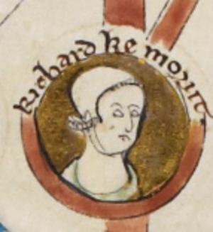 Richard, son of William the Conqueror - Image: Richard, son of William the Conqueror