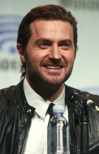 Richard Armitage (actor) - Armitage at WonderCon 2014