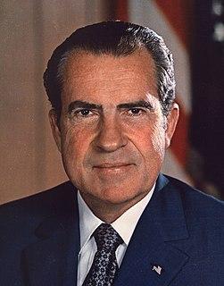Presidency of Richard Nixon U.S. presidential administration from 1969 to 1974