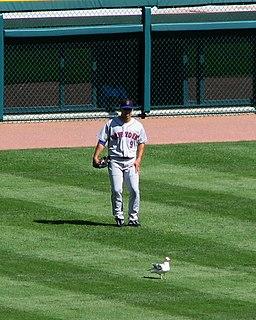 Puerto Rican baseball player