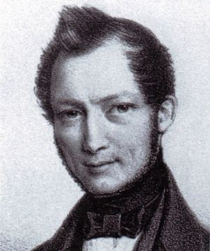 Berlin–Wrocław railway - Adolph Riedel, Director of the NME from 1844 to 1849