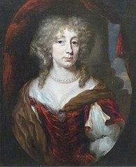 Portrait of a Lady (oval)