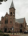 Rijksmonument 520644 Gereformeerde Kerk Breukelen.JPG