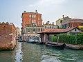 Rio della Misericordia Rio San Girolamo Rio di San Marcuola Squero Casal dei Servi Cannaregio Venezia.jpg