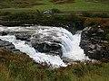 River Coe Waterfall - geograph.org.uk - 493381.jpg