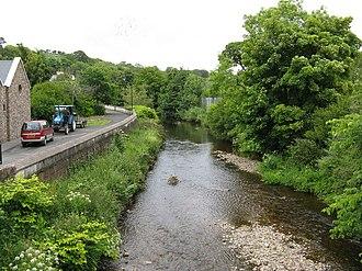 Cushendall - River Dall