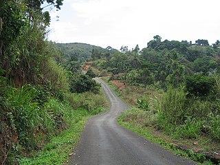 Bafang,  West, Cameroon