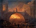 Robert, Hubert - Incendie à Rome -.jpg