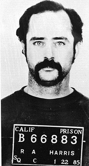 Robert Alton Harris - Robert Alton Harris in 1985