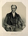 Robert Edmond Grant. Lithograph by T. H. Maguire, 1852. Wellcome V0002372.jpg