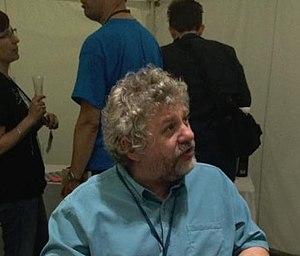 Robert Shearman - Robert Shearman, August 2014
