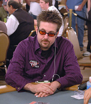 Robert Williamson III - Williamson at the 2006 World Series of Poker