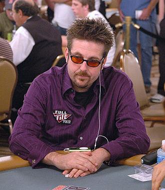 Robert Williamson III - Williamson at the 2006 World Series of Poker