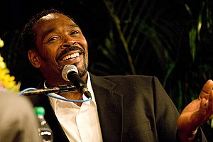 Rodney King - King in April 2012