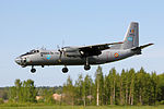 Romanian Air Force Antonov An-30 Dvurekov-1.jpg