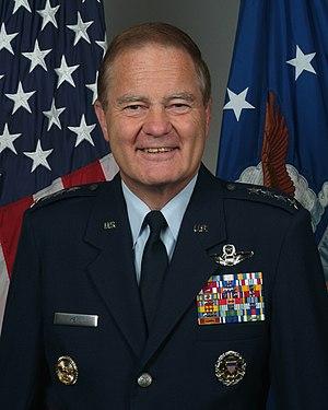 Ronald Keys - General (Ret.) Ronald E. Keys