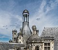 Roof of the Chambord Castle 02.jpg