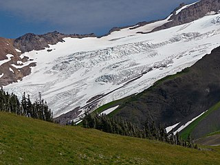 Roosevelt Glacier glacier in the United States
