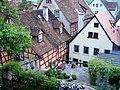 Rothenburg ob der Tauber, Dachgarten - panoramio.jpg