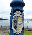 Rothesay coat of arms (geograph 5032262).jpg