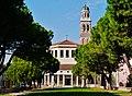 Rovigo Chiesa della Beata Vergine del Soccorso Esterno Sud 5.jpg