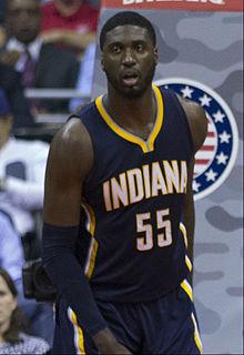 Roy Hibbert American basketball player